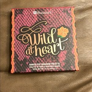 Bh cosmetics Wild at Heart palette